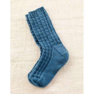 Father's Day Socks in Lion Brand Sock Ease - L0702