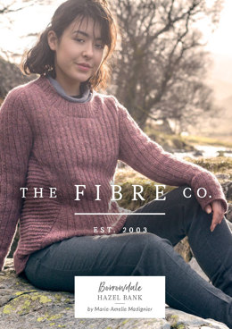 Hazel Bank Jumper in The Fibre Co. Lore - Downloadable PDF