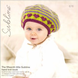The Fifteenth Little Sublime Hand Knit Book By Sublime