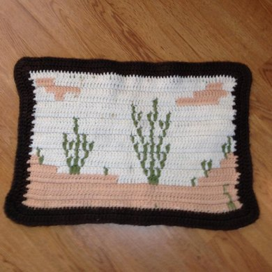 Ocotillo Placemats
