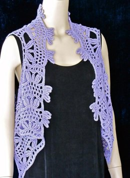 Waterlily Layer: 3 Vests in 1