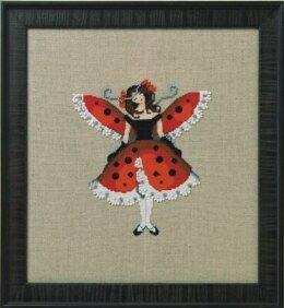 Nora Corbett Miss Ladybug - Intriguing Insects - NC260