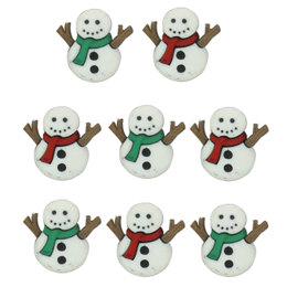 Dress It Up Sew Cute Snowmen