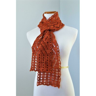 Arecales Scarf
