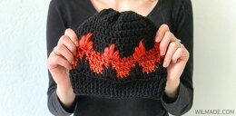 Fire Flame Hat