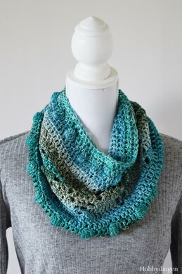 Shades of Blue Cowl