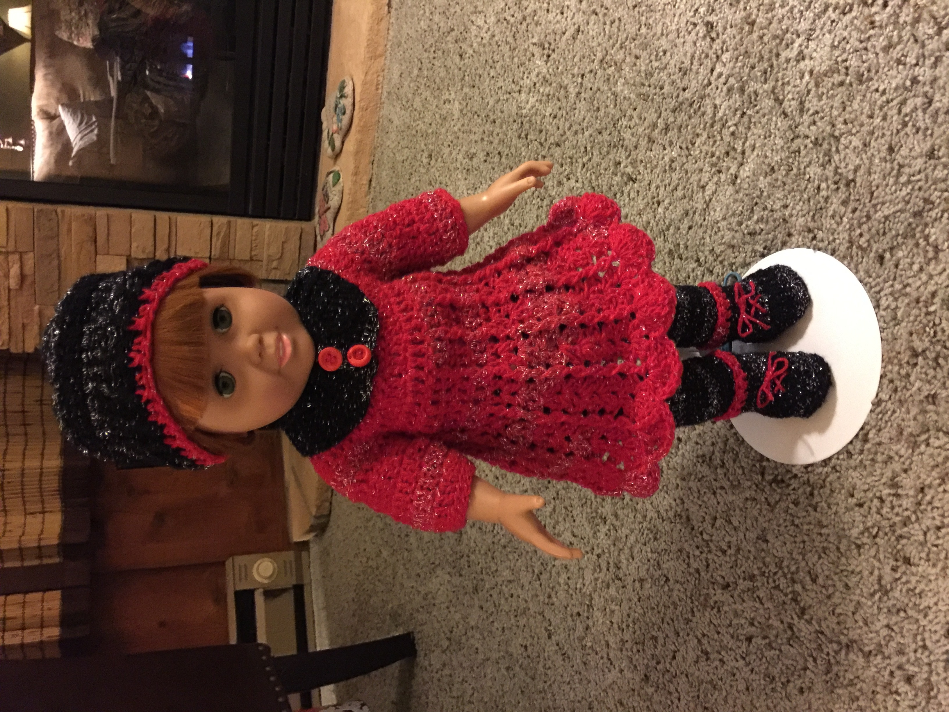 Dolls I Love By Annie Potter Crochet Project By Greatgram Lovecrochet