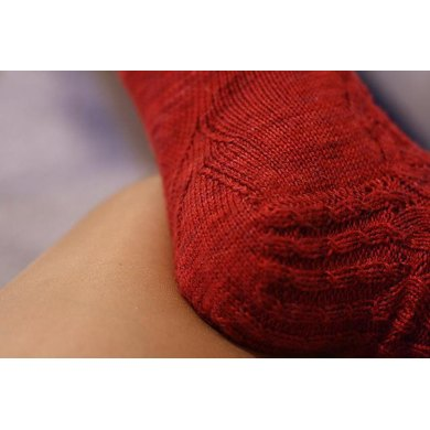 Basic Sock with a Double Gusset Heel