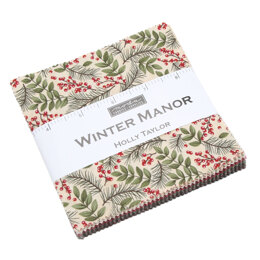 Moda Fabrics Winter Manor 5in Charm Pack