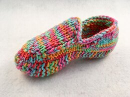 Kids Knit Slipper