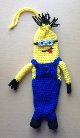 Minion Banana Cozy