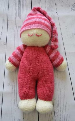 Easy Knit Dolly