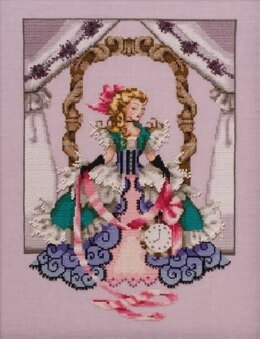Alice Cross Stitch Chart - MD157