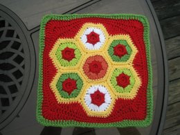 Hexagon Hotpad Square