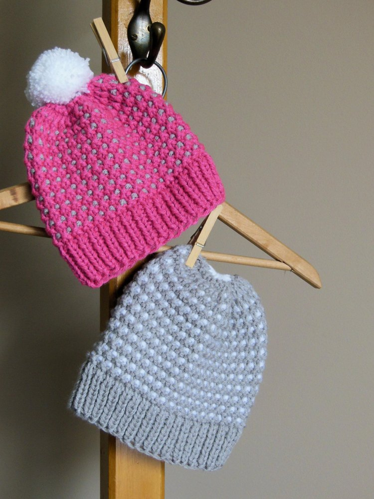 1e090226d5b The Frances Beanie.  2.99. off. Downloadable pattern. Independent Designer.  By Diana Poirier