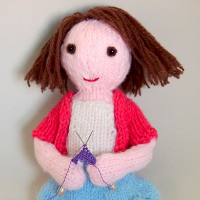 Purla the doll