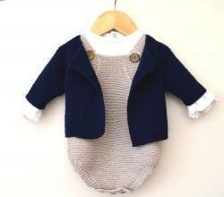 Spring into Summer - Rompers and Jacket P095