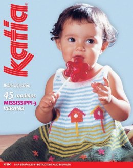 Katia Book No. R-1 - Baby Mississippi 3
