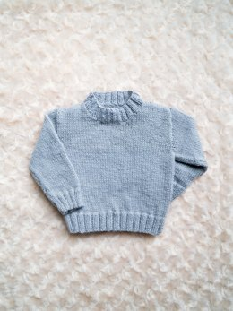 4ply Childrens Sweater