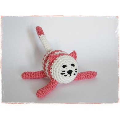 Amigurumi Cat Soft Toy