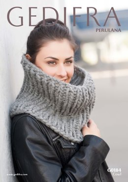 Cowl in Gedifra Perulana - G0184 - Downloadable PDF