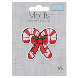Trimits Motif: Christmas: Candy Canes
