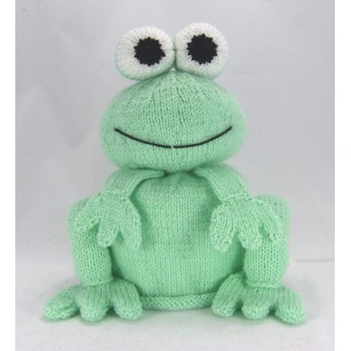 Frog Toilet Roll Cover