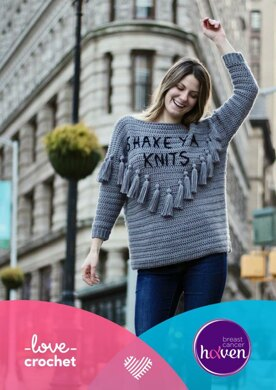Shake Ya Knits Jumper by Two of Wands