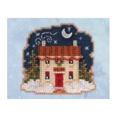 Mill Hill Christmas Holiday Cross Stitch Kit