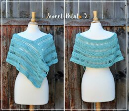 Whispering Willows Poncho