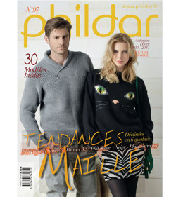 Phildar Magazine Autumn/Winter 2013/14 Issue 97