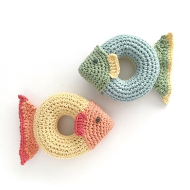 Grippy Fish Toy