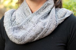 Ruched Infinity Scarf