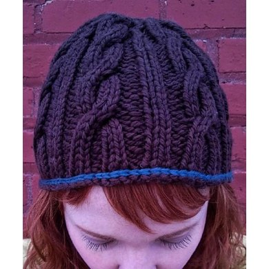 Snaky Cables Hat