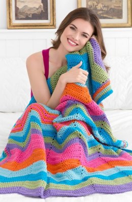 Afghans and Blankets Crochet Patterns | LoveCrafts