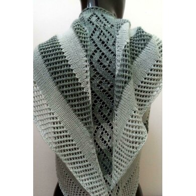 Diamond Chain Lace and Eyelets