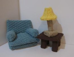 Knitkinz Coffee Table