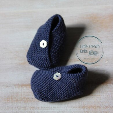 44 / Wrap Baby Booties