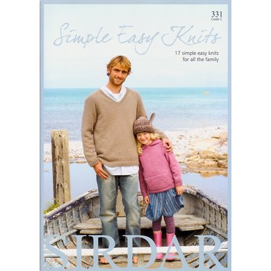 Simple Easy Knits - 331