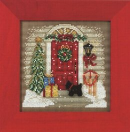 Mill Hill Home for Christmas Cross Stitch Kit