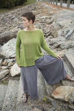 Iwi Sweater in Berroco Folio - PDF344-3
