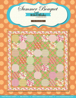 Riley Blake Summer Bouquet - Downloadable PDF