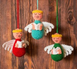 Choir of Angels Ornaments