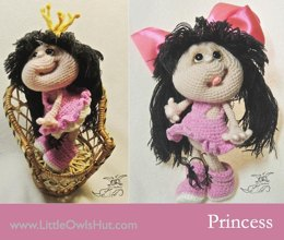 041 Doll Princess Amigurumi toy Ravelry