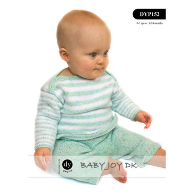 Jumpers in DY Choice Baby Joy DK - DYP152