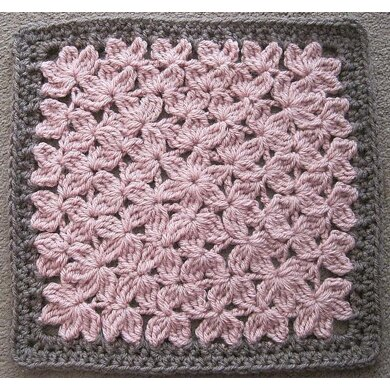 In Treble Afghan Square