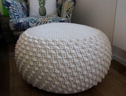 Bobble Pouf Ottoman Bean Bag Video Tutorial