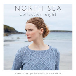 North Sea No8 by Marie Wallin