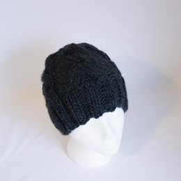 Bulky Cable Hat
