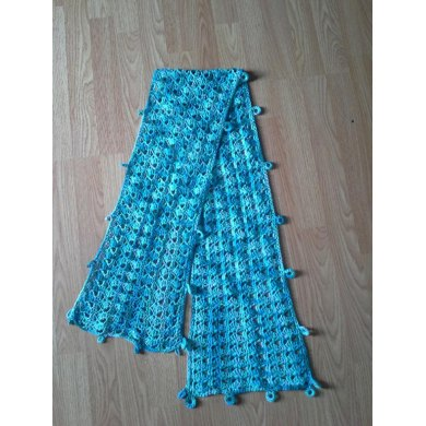 Ice Queen convertible scarf/shrug